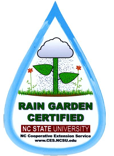 Certified Residential Rain Garden Designer